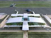 邦美蜀航空港新候机楼竣工