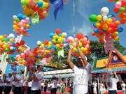 柬埔寨执政党庆祝1月7日胜利33周年纪念日