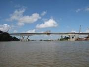 海阳与太平省跨省大桥正式通车