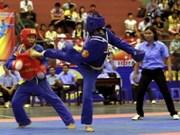 第11届越武道锦标赛在阿尔及利亚举行