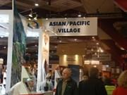 亚太地区在比利时世界旅游博览会受好评