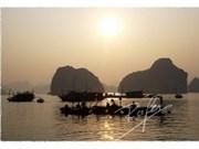 和平美丽的越南迷住了西班牙摄影家