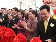 越南西贡河内商业股份银行在柬埔寨开设分行