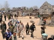 柬埔寨参加第五次柬泰边界谈判