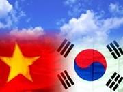 越韩美术交流展览会在河内举行