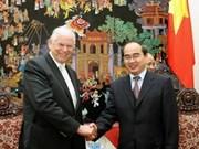 越南与奥地利加强教育领域合作