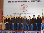 湄公河次区域第三次部长级会议在河内举行