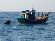 获菲律宾救助的9名越南渔民即将回国