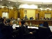 越南出席推动东盟一体化进程圆桌会议