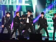 越韩友谊演唱会在河内举行