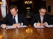越南和英国签署2012年行动计划