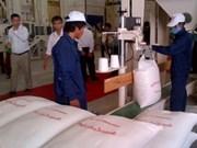 柬埔寨最大大米加工厂竣工