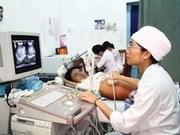 日本向宁顺省医院提供医疗设备