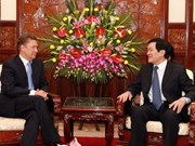 越南为越俄油气集团加强合作营造便利条件