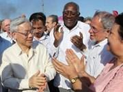 进一步深化发展越南与古巴全面合作关系