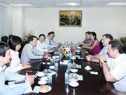 俄罗斯国家通讯社-塔斯社副社长访问越南