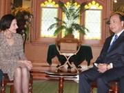 澳大利亚将继续协助越南发展