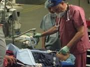 奥比斯眼科飞机医院为越南眼疾患者做免费手术