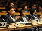 越南出席第18届国际海道测量组织大会