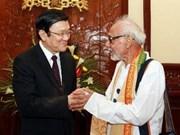 进一步推动越印战略伙伴关系发展