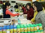 今年5月份越南全国消费价格指数环比略增