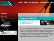 新加坡胜安航空公司开通飞往越南河内直达航线