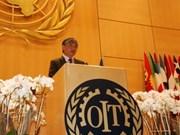 越南出席在瑞士举行的国际劳工大会