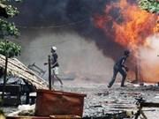 缅甸外长:缅甸若开邦局势已恢复正常