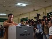 柬埔寨正式公布第三届乡、分区理事会选举结果