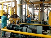 今年上半年越南工业生产指数增长率较低