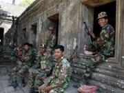 柬泰同意从柏威夏寺周边争议地区撤军