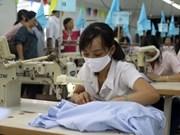 越南纺织服装行业发展前景广阔