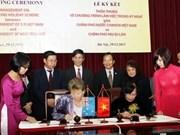 越南与新西兰展开假期工作计划协议