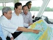 越南海防市涞县国际港口将于2016年投入运营