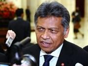 东盟秘书长对东盟共同体前景持乐观态度