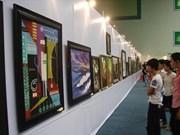 越南东南部地区美术展拉开帷幕