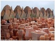 越南永隆红陶瓷特色