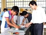 越南着重发展高素质人力资源