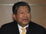 东盟重申建设东盟无毒品区目标
