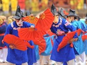 2012年清化省蓝京庙会隆重开幕