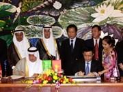 沙特阿拉伯协助越南发展农村交通