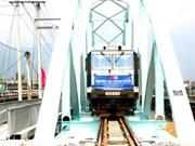 越南南北铁路桥升级项目完工