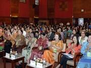 东盟妇女文化交流会在马来西亚举行