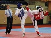 第21届世界军人跆拳道锦标赛落下帷幕