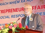 2012年社会企业国际研讨会在河内召开