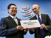 老挝正式获批加入世界贸易组织
