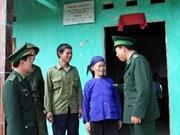 得农省着重改善少数民族同胞生活条件