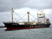 """越南""""西贡皇后""""号船在斯里兰卡海域失事18名船员获救"""