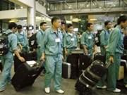 今年前10个月越南劳务输出达约6.52万人