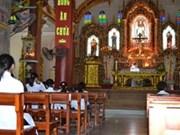越南--各宗教和谐共处的大家庭(四)